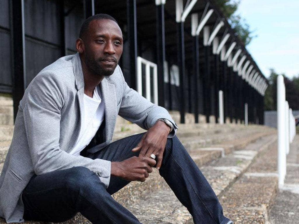 Jason Euell at Bromley FC in Kent