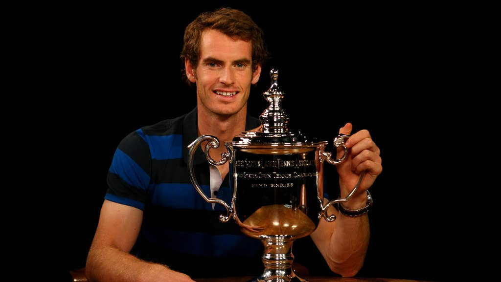 Murray, recalling abuse after his World Cup joke in 2006: 'I was getting things sent to my locker saying things like, 'I hope you lose every match for the rest of your life''