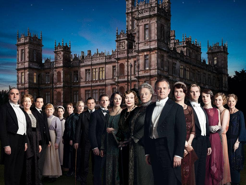 Downton Abbey: not a quality period drama, but a soap opera that  happens to be set in the past