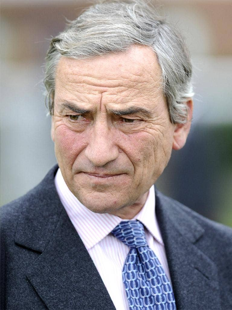 Luca Cumani hopes Mount Athos will make up for near misses in the Melbourne Cup