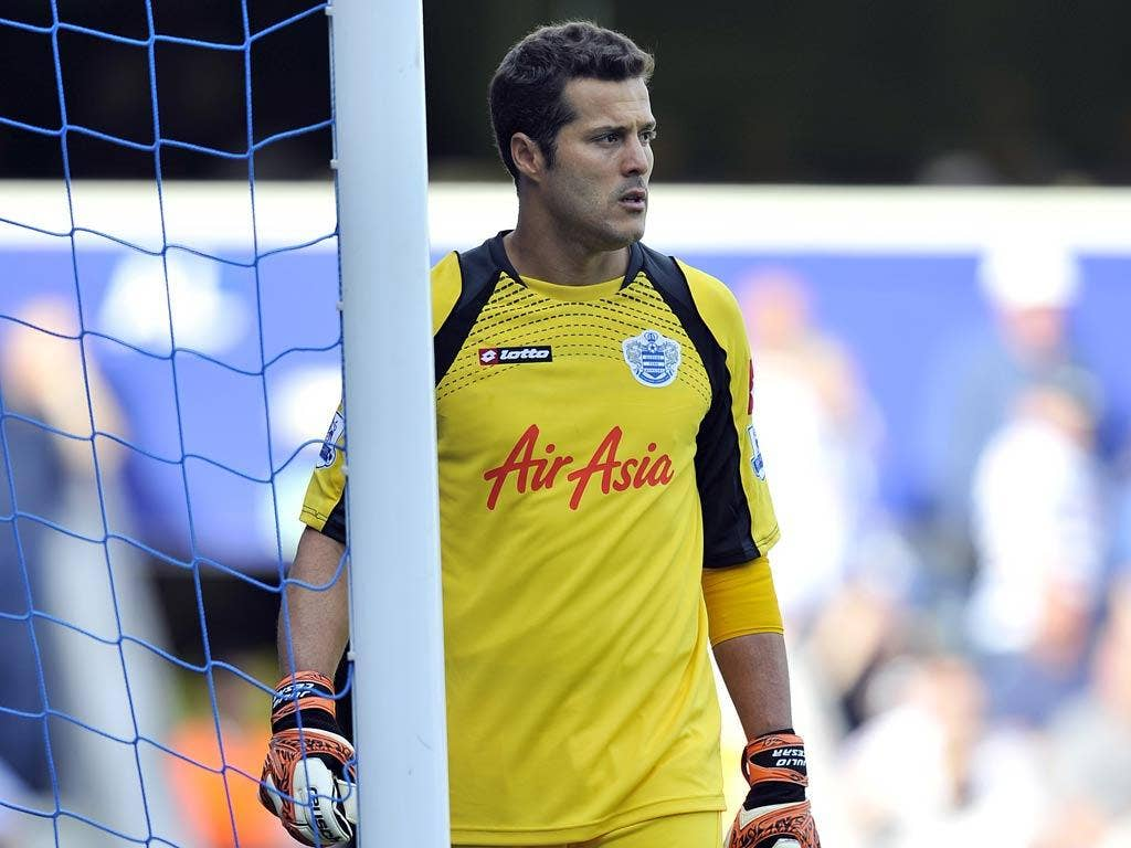 <b>Julio Cesar, Inter Milan to QPR, 2012</b><br/> Needing a reliable stopper to replace Paddy Kenny, QPR brought in Robert Green. But after the Englishman shipped five goals against Swansea on his league debut, the Rs had a rethink. Cue the arrival of Bra