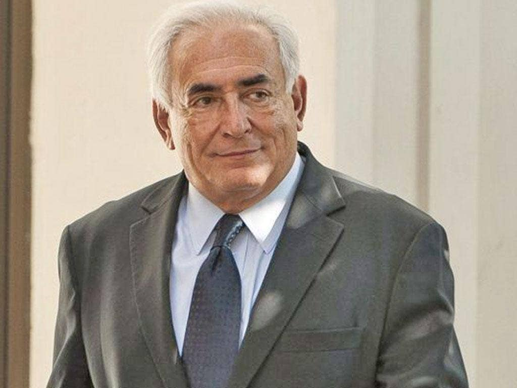 """A French investigation of Dominique Strauss-Kahn, the former head of the International Monetary Fund, for alleged participation in """"gang rape"""" is set to be dropped"""