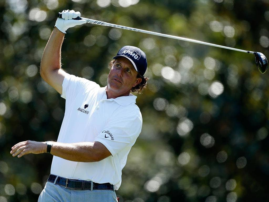 <b>UNITED STATES</b><br/><br/> <b>The lead-out men...</b><br/><br/> <b>Phil Mickelson</b><br/>  <b>P8 W11 L17 H6</b><br/>  Patchy year since victory in February, but like so many finding consistency at the right time with two top-fives in the Fed-Ex play-