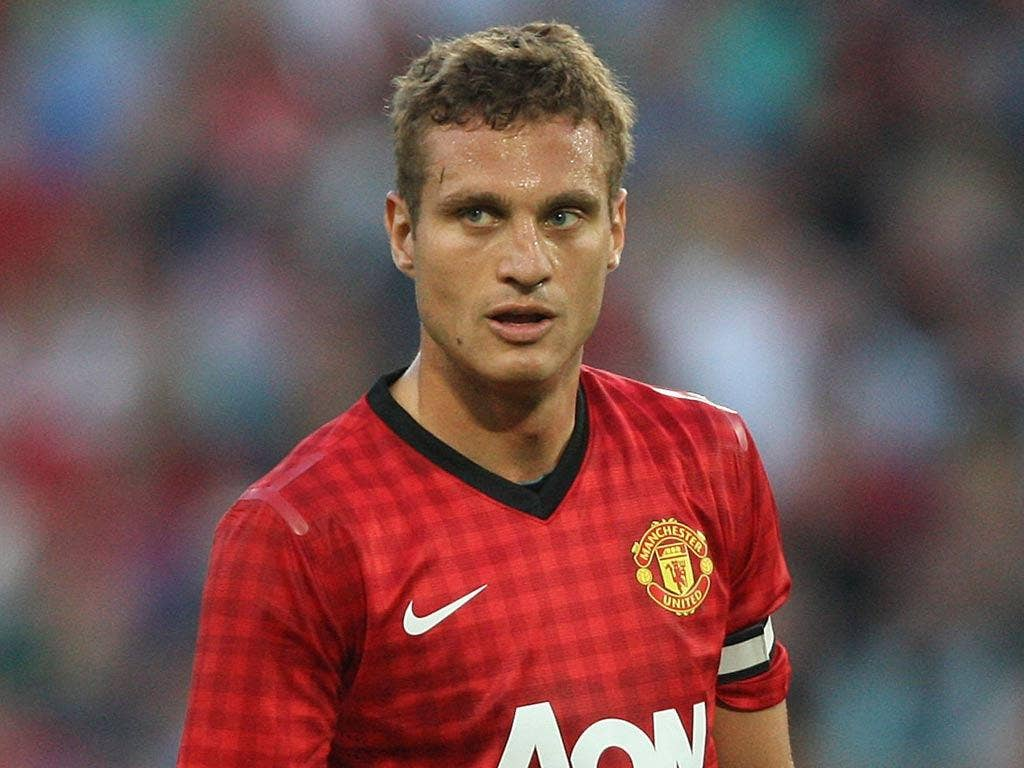 <b>Nemanja Vidic</b><br/> Vidic missed the final five months of last season after snapping his cruciate ligament in the Champions League defeat to Basle, and missed Sunday's clash with Liverpool with tightness in his knee. He underwent surgery today and w