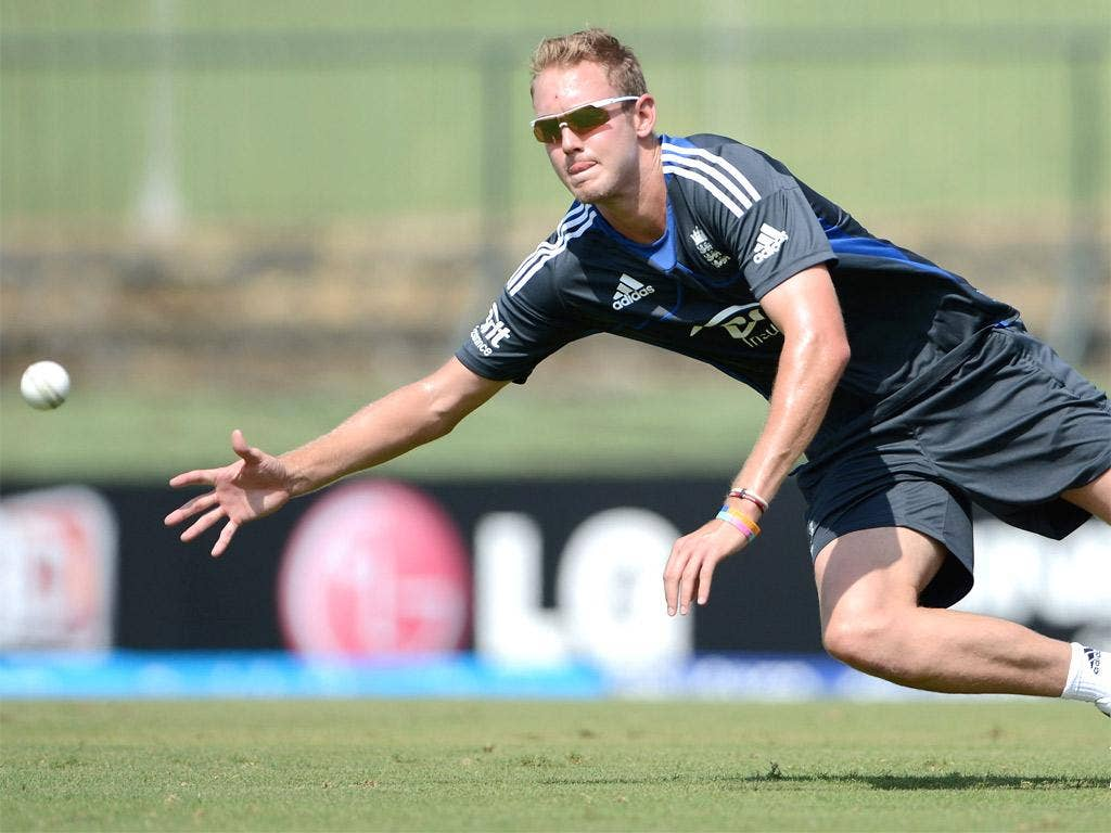 Stuart Broad is likely to bring in spinner Samit Patel in place of Tim Bresnan