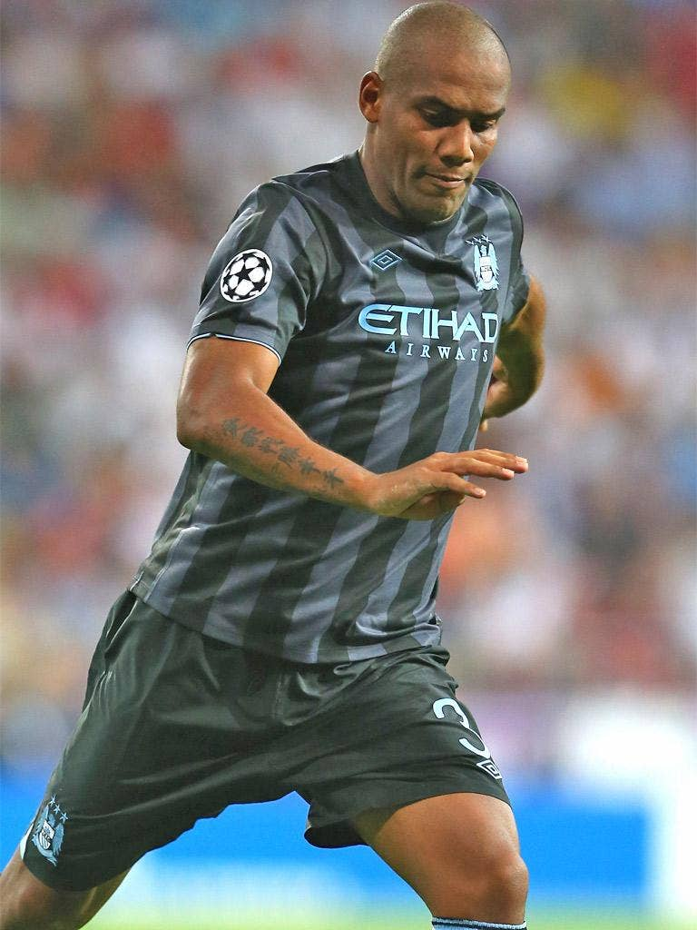 Maicon: 'We can't afford to have any more distance between us and the teams at the top of the league'
