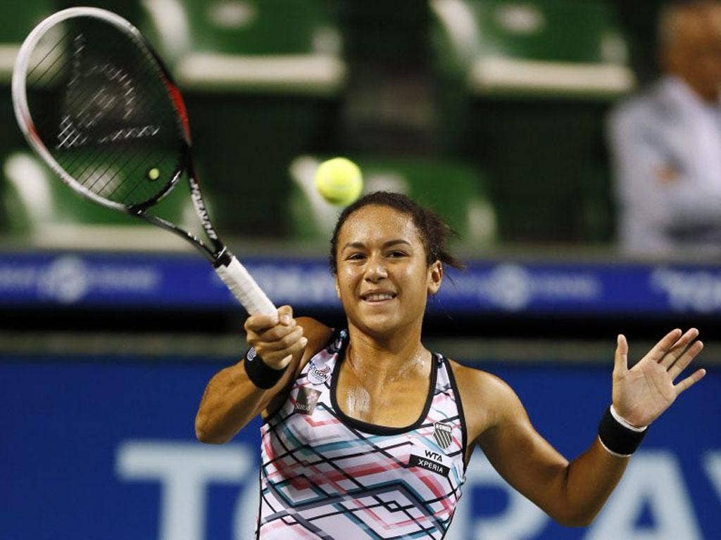 Laura Robson and Heather Watson, the British No 1 and No 2, both won their opening qualifying matches in Beijing