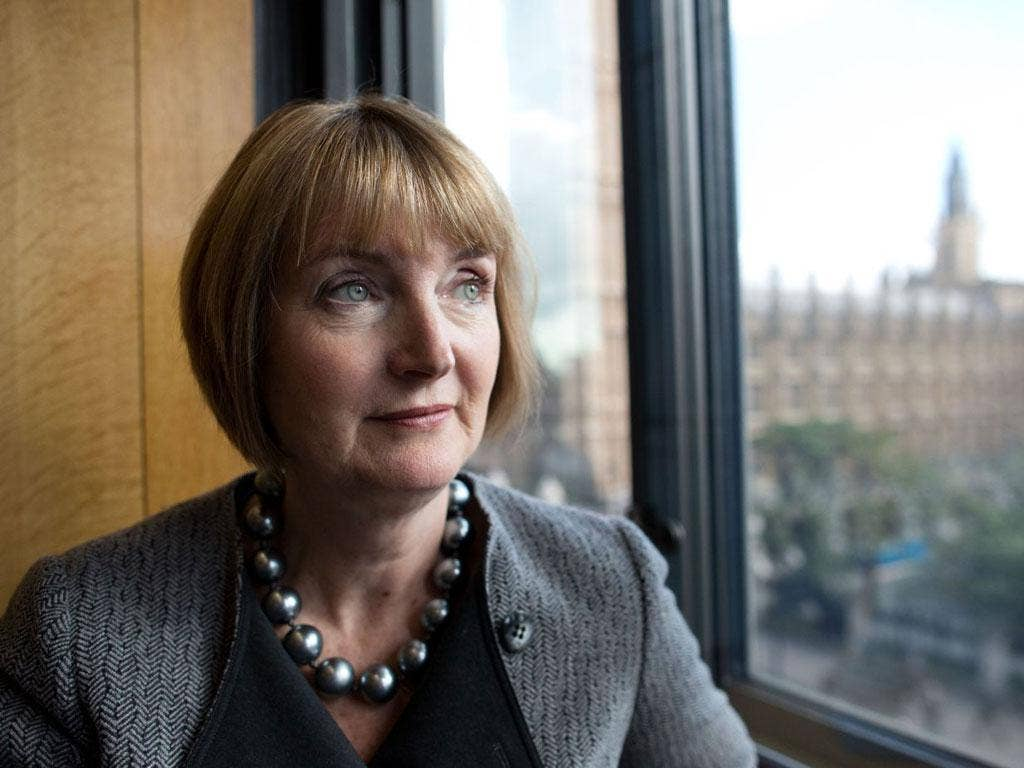 Harriet Harman says Labour has far to go, but Tory views on women are helping