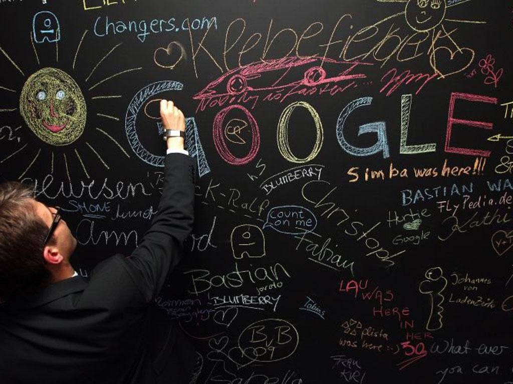 The giant of search engines has seen off its commercial rivals