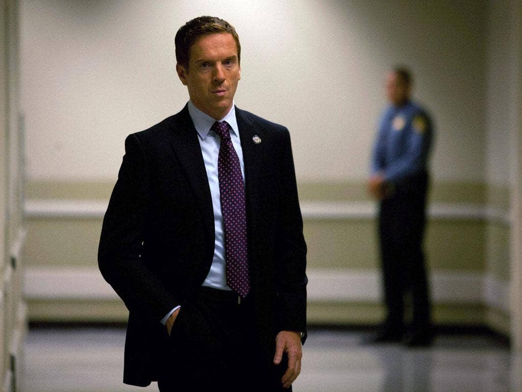 Homeland: The best-known of the spin-offs is America's favourite drama after cleaning up at the 2012 Emmys. It tells the tale of a former prisoner of war, Sgt Nicholas Brody, played by Damian Lewis (pictured), and Claire Danes' suspicious CIA agent, Carri