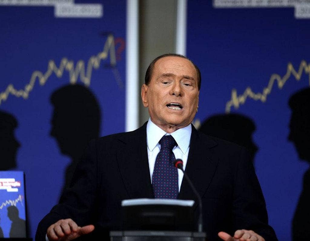 Silvio Berlusconi has avoided definitive convictions as a result of trials expiring