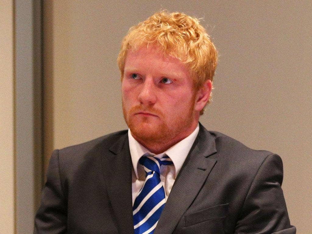 James Graham: His ban will rule him out of England's autumn internationals