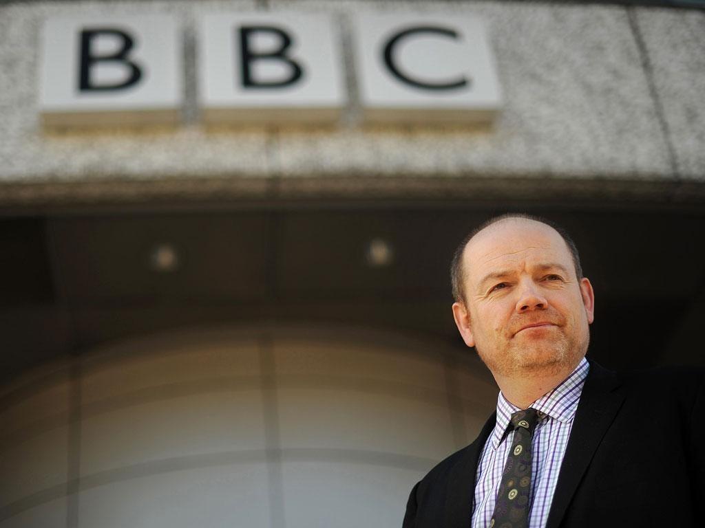 Mark Thompson, former BBC head, ran tributes to Savile at Christmas