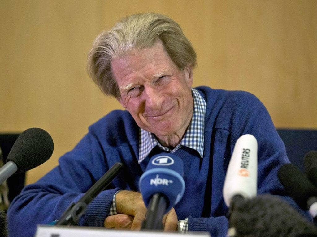 Sir John Gurdon will use his prize money to fund PhD students