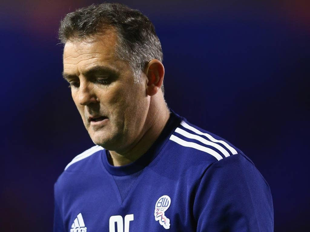 <b>October 9 - Owen Coyle (Bolton) </b><br/> Having taken over at the Reebok in January 2010, Owen Coyle would see Bolton relegated the following season in a campaign which will be remembered for the heart-attack suffered by midfielder Fabrice Muamba. Bol