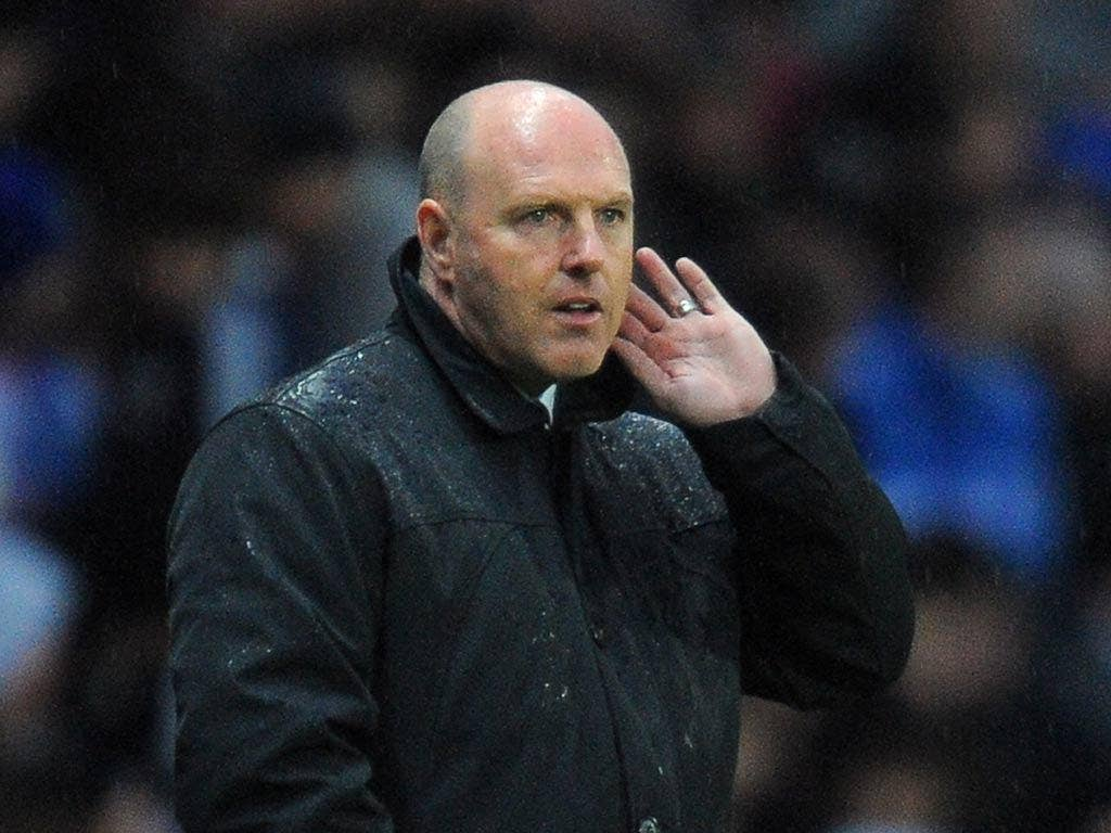 <b>September 28 - Steve Kean (Blackburn)</b><br/> For all the calls for Steve Kean to be sacked as Blackburn manager, in the end the Scotsman walked. Having replaced Sam Allardyce after the arrival of new owners at Ewood Park, Kean struggled from the outs