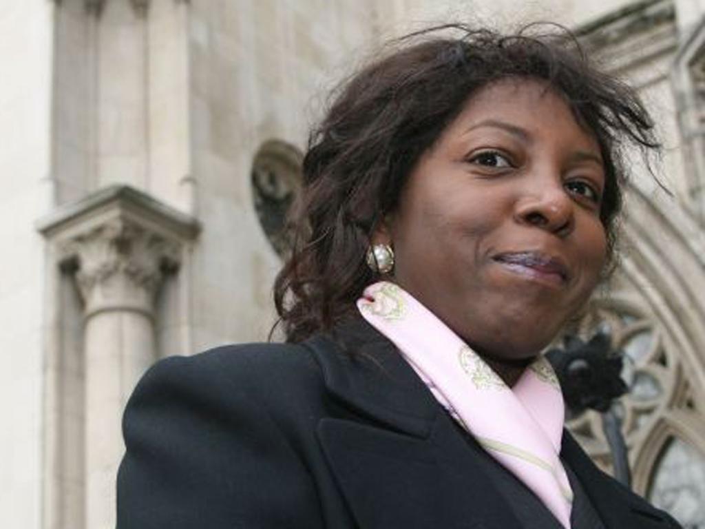 Constance Briscoe: Britain's most high-profile black woman judge