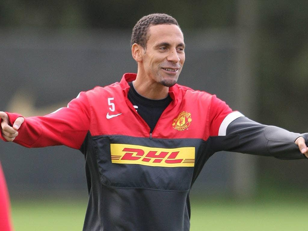 <b>Rio Ferdinand </b><br/> Ferdinand was given a £45,000 fine by the FA for improper conduct for his infamous 'choc-ice' re-tweet of a post by another Twitter user, in reference to Ashley Cole. The derogatory slang term, used to describe someone who is 'b