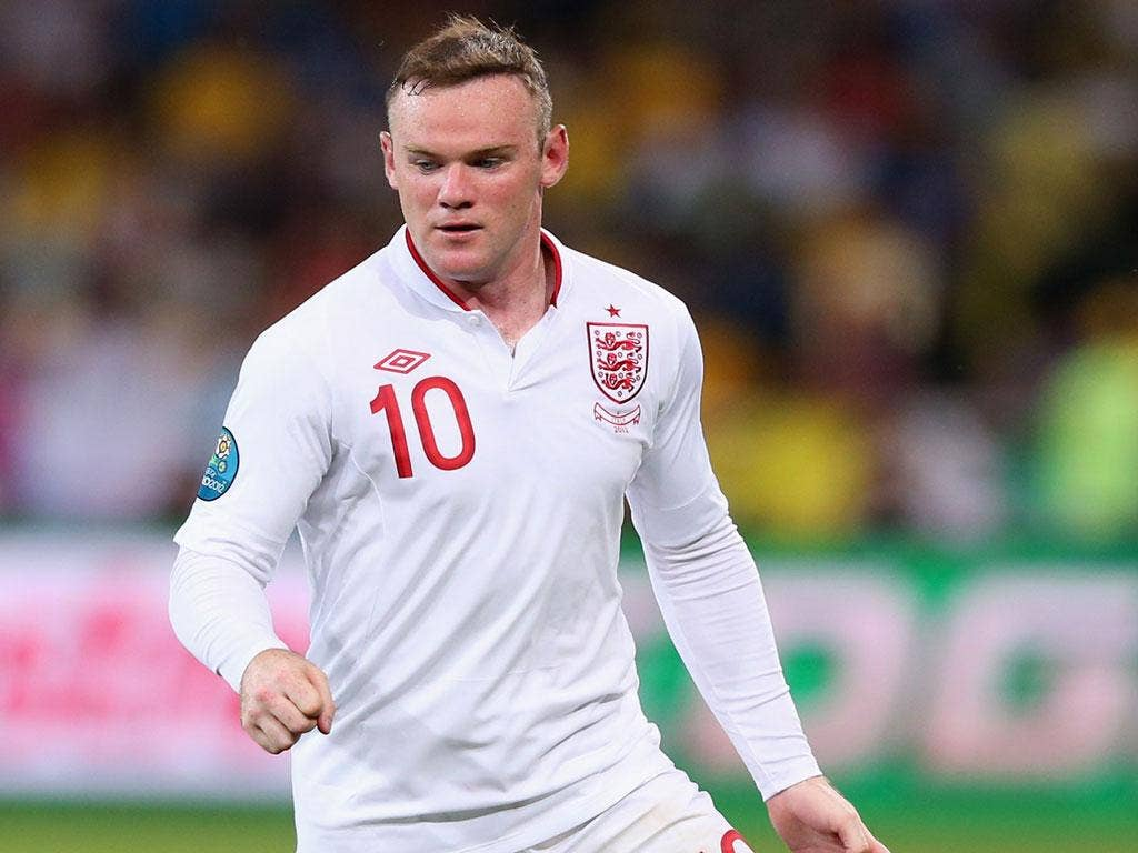 Wayne Rooney insists he's learnt from his lesson