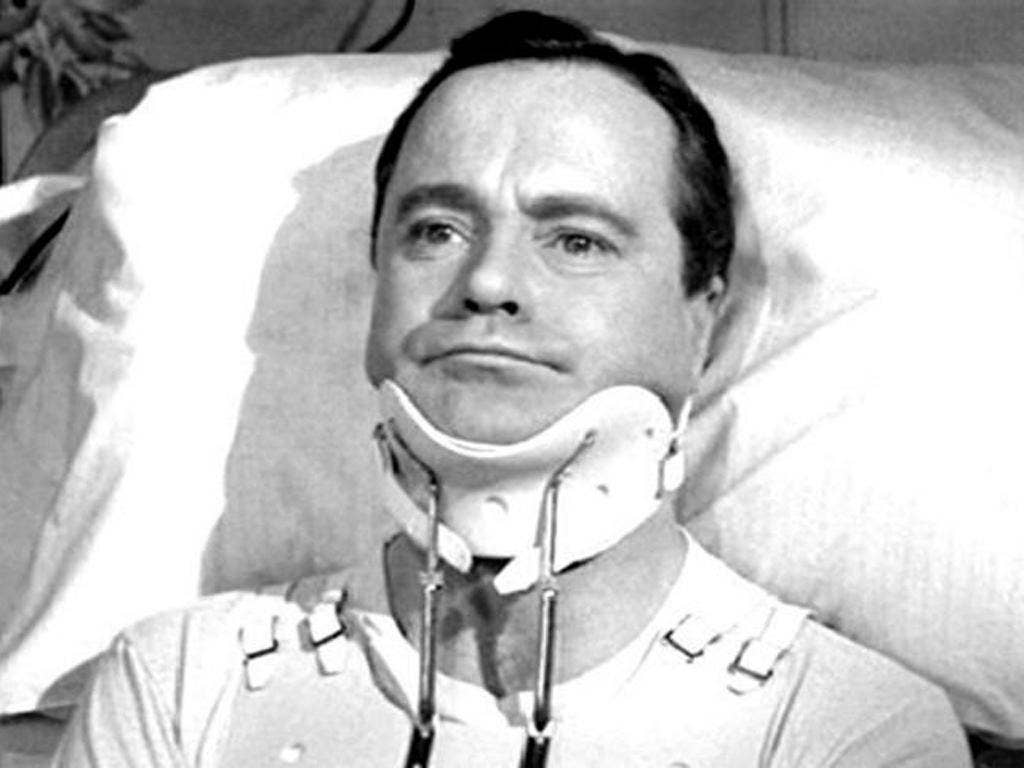 The idea that huge numbers of Brits fake injuries, in the manner of Jack Lemmon in 'Meet Whiplash Willie', is exaggerated