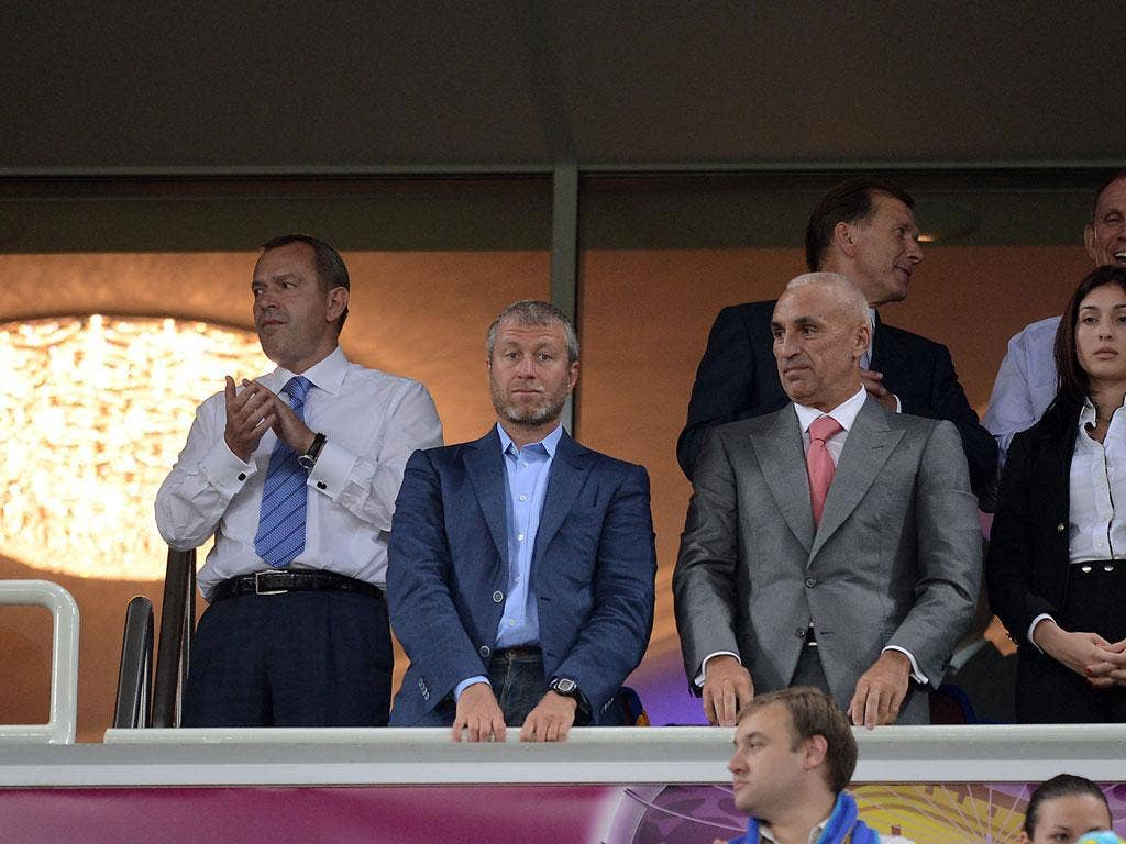 Advocates of change hope it would prevent a mega-rich owner like Abramovich at Chelsea from buying success by paying inflated sums in wages and transfer fees