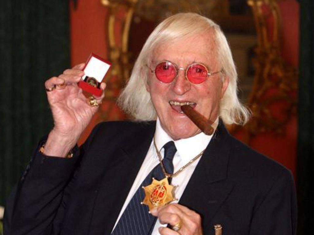 "Jimmy Savile: Asked by the Radio 1 controller about the rumours, he is said to have replied: ""That's all nonsense."""