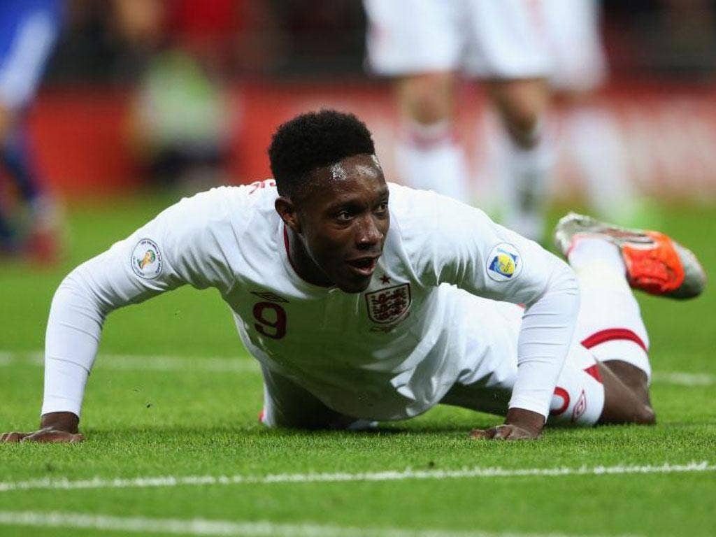 Danny Welbeck impressed against San Marino but may not start in Poland