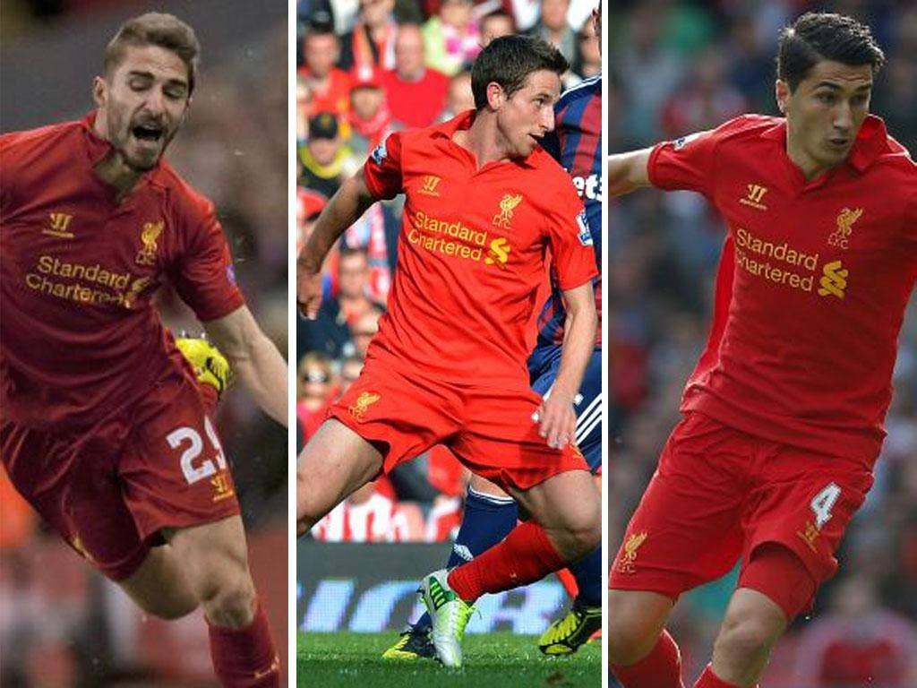 Fabio Borini, Joe Allen and Nuri Sahin: all correct calls by 'Duncan'