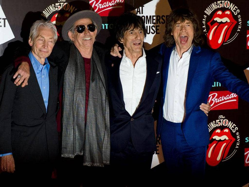The Rolling Stones are charging a hefty £375 for their tickets