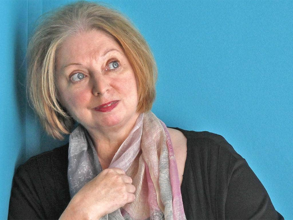 Queen of fiction: Hilary Mantel