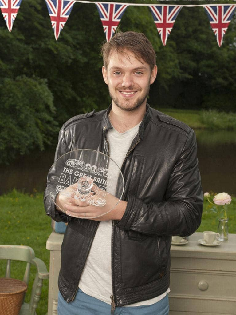 <p><strong>Series 3, 2012- John Whaite</strong></p> <p>Former law student Whaite has swapped law school for pastry classes since winning The Great British Bake Off last year.</p> <p>The 24-year-old has since studied patisserie at Le Cordon Bleu restaurant