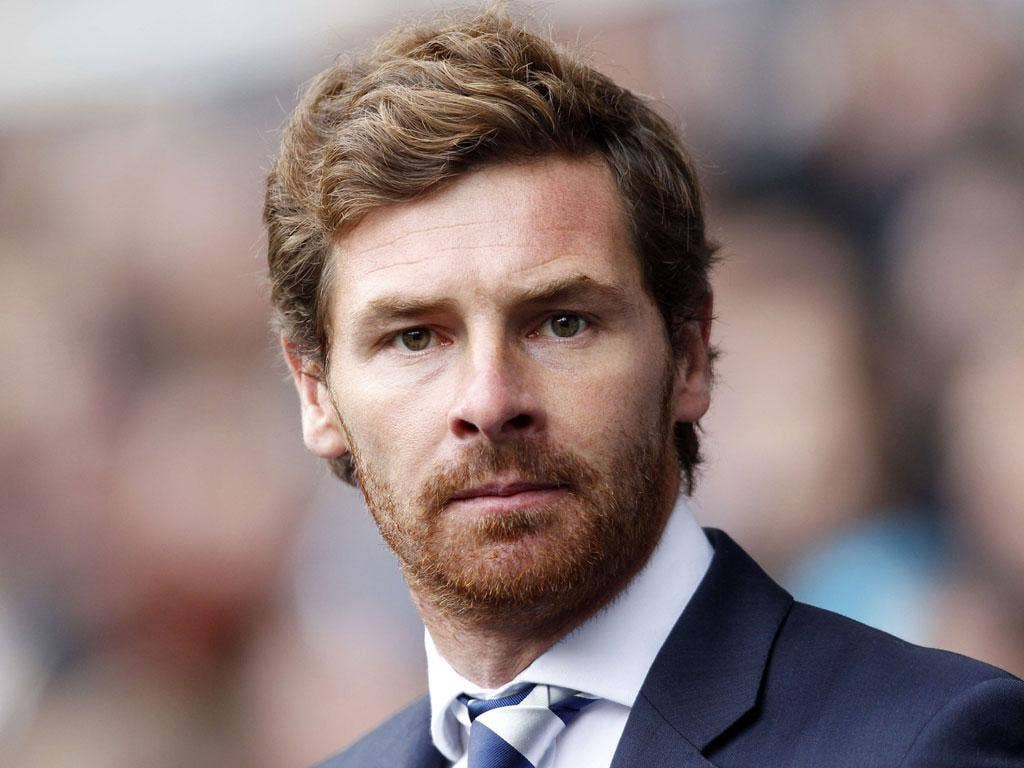 Andre Villas-Boas: Faces his former team, Chelsea, tomorrow