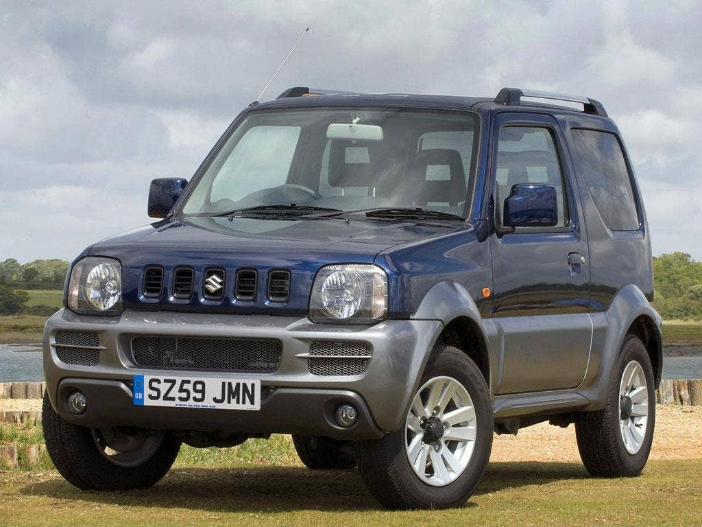 The Suzuki Jimny remains is very cute and surprisingly brilliant off-road