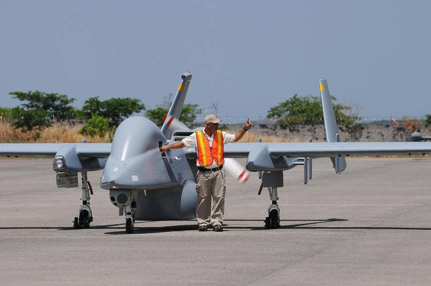 Drones: The CIA want more of them