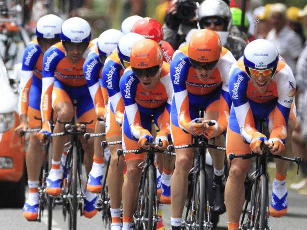 Rabobank has ended its backing of cycling following the Lance Armstrong affair