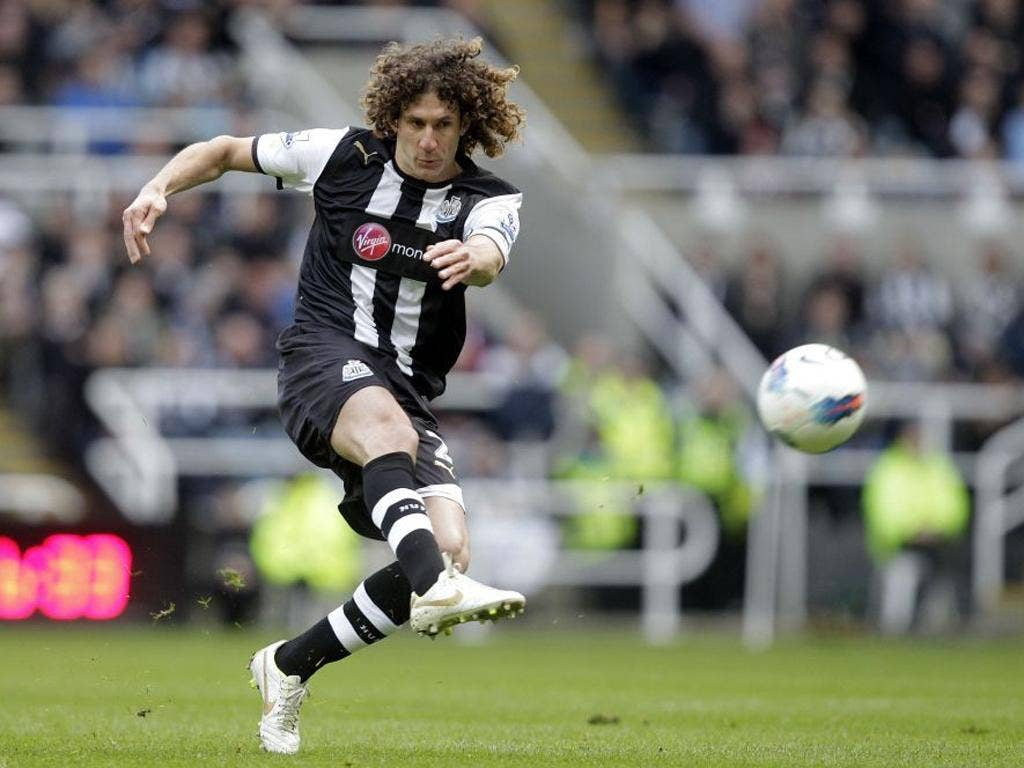 Fabricio Coloccini has become a favourite with the Newcastle fans after a slow start to his career