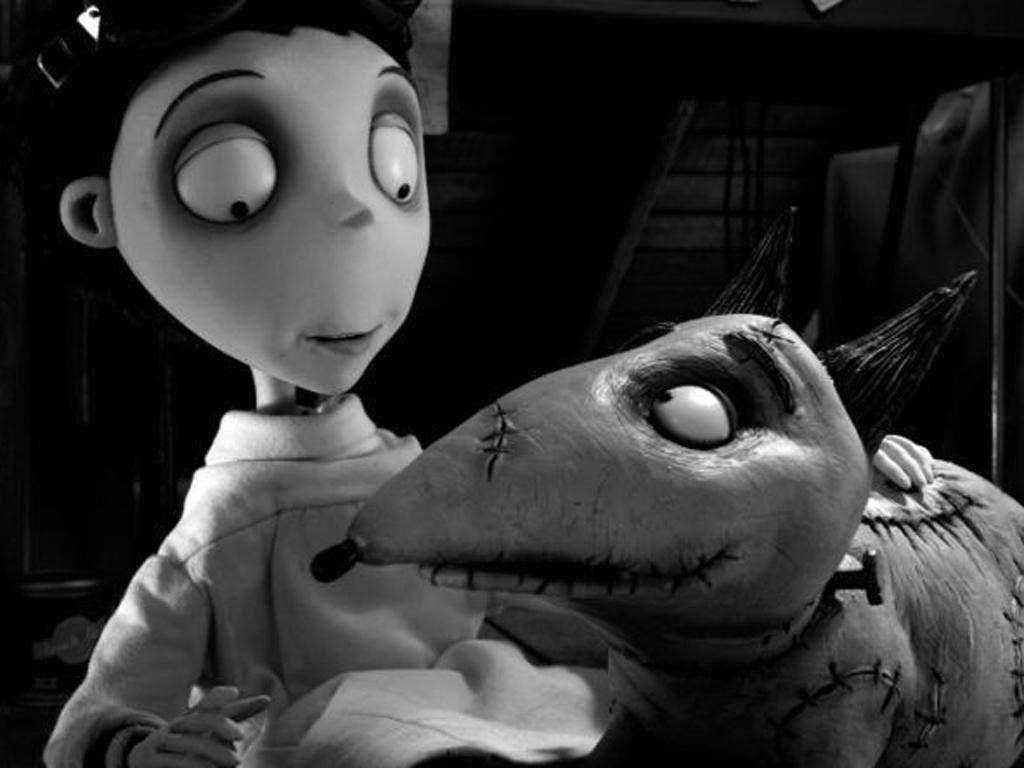Sleeping dogs don't lie in 'Frankenweenie'