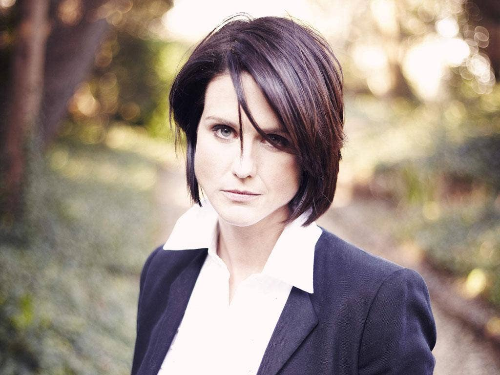 Heather Peace: 'I still cannot marry the love of my life'