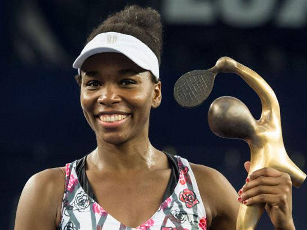 Venus Williams continues her comeback by taking Luxembourg title