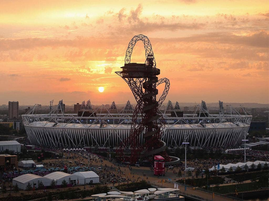 Technology companies are focusing on the Olympic site as a new base
