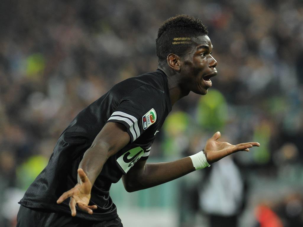 Juventus midfielder Paul Pogba
