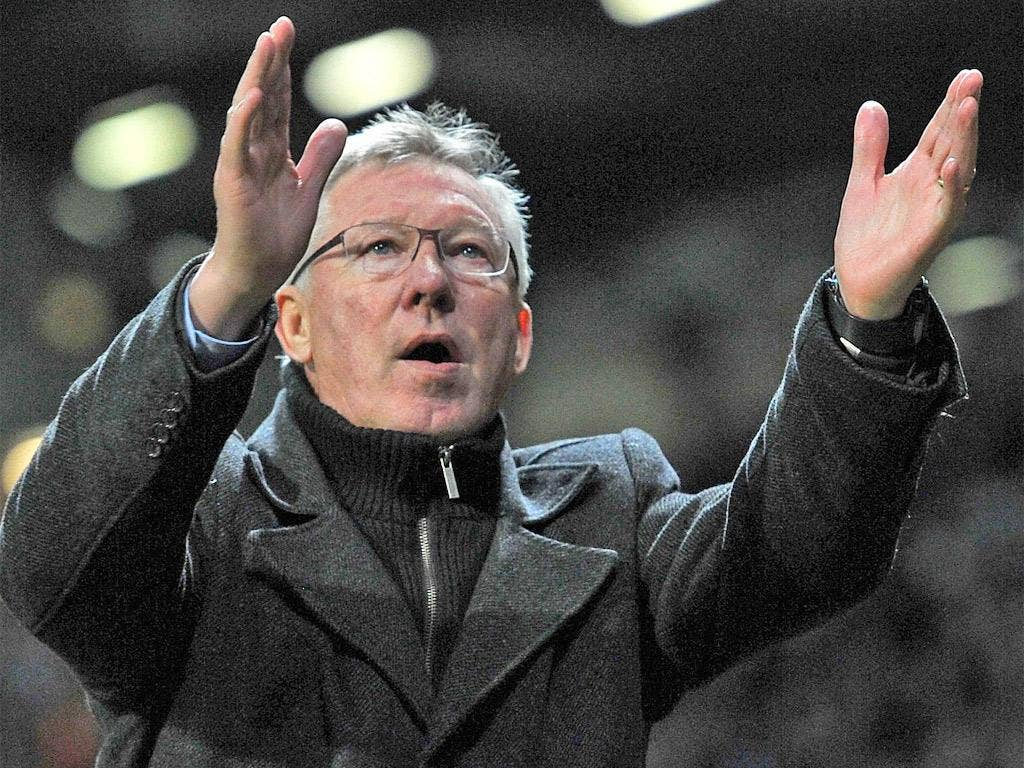 Sir Alex Ferguson believes European opponents are now much sharper in attack against United