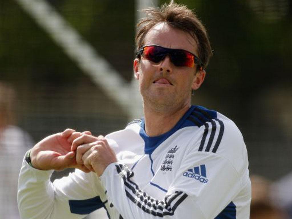 Graeme Swann was part of Kevin Pietersen's 'process of reintegration'