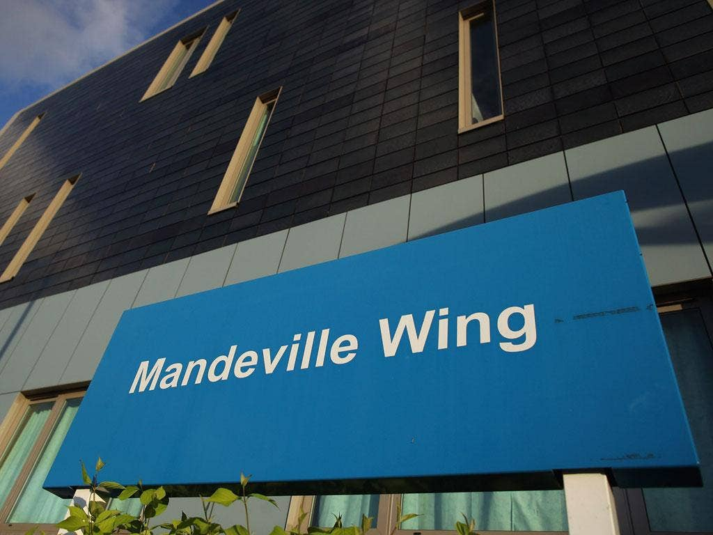 Stoke Mandeville, where he is said to have abused patients