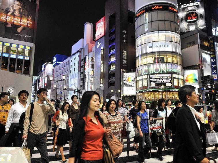 Tokyo: Facing a difficult economic future