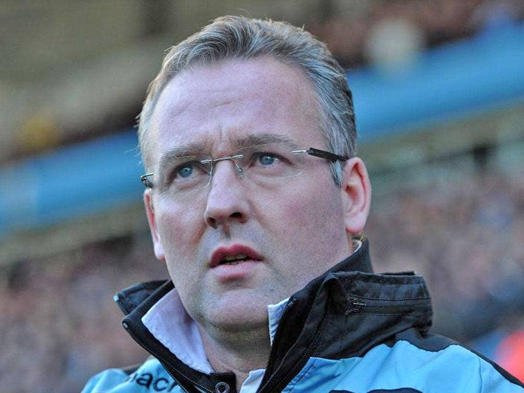 Paul Lambert: The Aston Villa manager's team has looked short of quality and unity