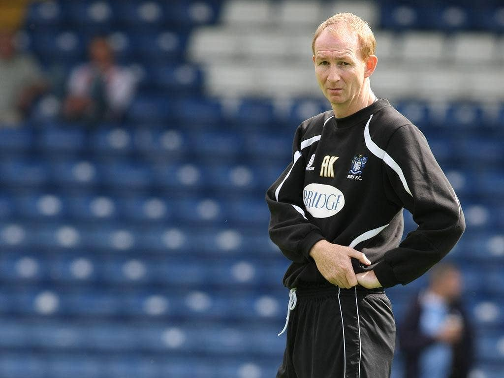 <b>October 29 - Alan Knill (Scunthorpe) </b><br/> A ninth loss in 15 league games was the final straw for Scunthorpe who fired Alan Knill. The former Iron player had a dreadful record of just 16 wins in 78 games after taking charge back in March 2011. Kni