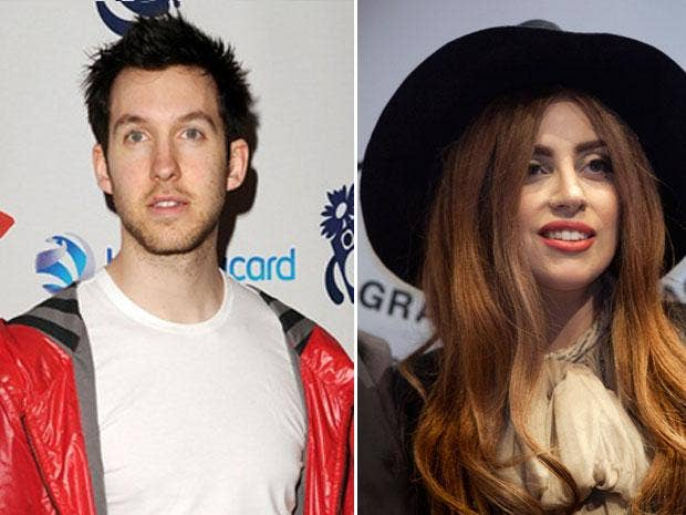 Calvin Harris ended up in a twitter spat with Lady Gaga after claiming he turned down a collaboration with the singer
