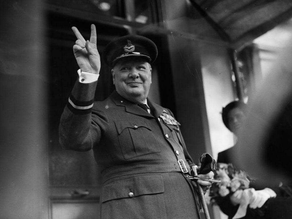 Sir Winston Churchill: Zionist Hero