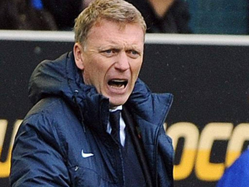 David Moyes has rejected talk that his side play boring football